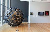 Paola Antonelli, Instalación Collection of Ideas, MoMA, Nueva York
