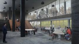 Cynthia Seinfeld, Tandem Arquitectura, Facultad de Ciencias Sociales, PUCP