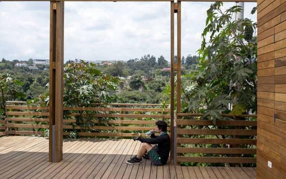 Christine Van Sluys-Esteban Jaramillo, Parque Ecológico de Los Algarrobos
