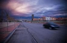 María Hurtado de Mendoza, César Jiménez de Tejada, José María Hurtado de Mendoza, Estudio Entresitio, 132 viviendas de protección oficial, Ensanche de Vallecas, Madrid, 2003-2009