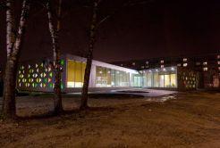 Siiri Vallner, Indrek Peil, Kavakava Architects, Guardería Lotte, Tartu, Estonia, 2006-2008