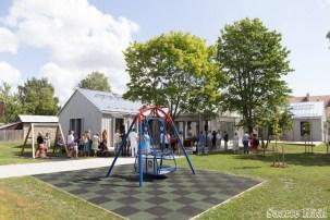 Siiri Vallner, Katrin Koov, Kaire Nõmm, Reedik Poopuu, Kavakava Architects, Casas de acogida para niños, Kuresaare, Estonia, 2012-2014