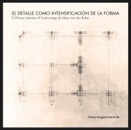 Augusta Hermida, Tesis Doctoral: El detalle como intensificación de la forma