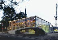 Siiri Vallner, Indrek Peil, Tomomi Hayashi, Head Arhitektid OÜ, Museo de las Ocupaciones, Tallinn, Estonia, 2001-2003