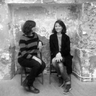 Tania Magro, Amaya Martínez, Encajes de Arquitectura