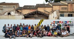"""VII Encuentro de Arquitecturas Colectivas """"La ciutat no es ven, es viu!"""", Barcelona 2014"""
