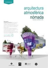 María José Marcos. Arquitectura Atmosférica Nómada' Conferencia en Guayaquil. 2015