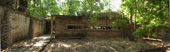 Gloria Cabral, edificio Gabinete Arquitectura, Asunción, Paraguay. (Gabinete de Arquitectura)
