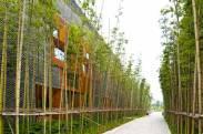 Yoon+Höweler, Sky Courts, diseño arquitectónico, Chengdu, China, 2011.