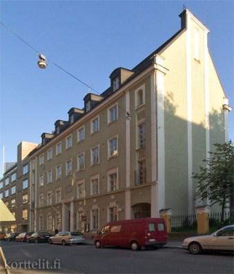Elsa Arokallio; Casa de las Ciencias y Las Letras, Helsinki (1932)