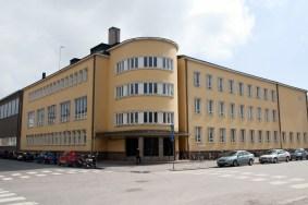 Elsa Arokallio; Liceo en Pori (1934)