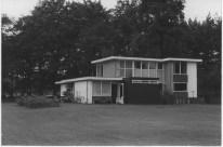 Han Schröder, 1957, casa para su hermano B.F. Schröder en Hattem