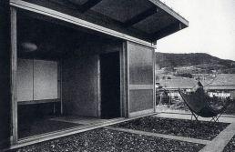 Masako Hayashi, Hayashi, Masada, Nakaraha, Círculo de diseño arquitectónico, Mix Structure House, 1962
