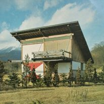 Masako Hayashi, Hayashi, Masada, Nakaraha, Círculo de diseño arquitectónico, Summer house with deck