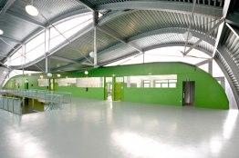Dolores Palacios, Soriano y Asociados Arquitectos. Centro educativo San Pelayo, Ermua, 2007