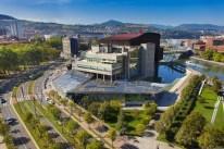 Dolores Palacios, Soriano y Asociados Arquitectos. Palacio Euskalduna, Bilbao, 1997