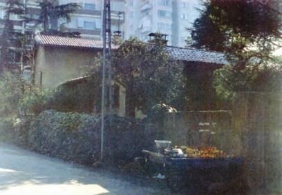 Leman Tomsu, Casa Tomsu, Estambul, 1953. Demolida en 1990.