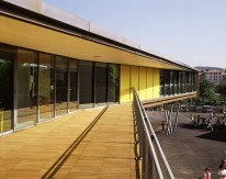 ISABEL HERAULD, YVES ARNOD, Colegio Primaria, Lozzane, 2000