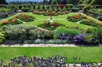 Gertrude Jekyll y Edwin Lutyens; Hestercombe Gardens, Somerset, Inglaterra, 1904–1907