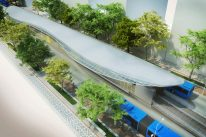 Edwiges Leal - B&L Arquitetura - Estación BRT Central.