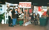 Participación en Planes de Rehabilitación de Centros Históricos en Potosí, Sucre y Misiones de la Chiquitanía Boliviana