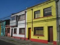 Luz Sobrino; Viviendas en calle Salas 990, Concepción, Región del Bío Bío.