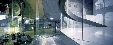Špela Videčnik - OFIS Arhitekti; THE CITY MUSEUM EXTENSION, Ljubljana, Eslovenia, 2000-2004.