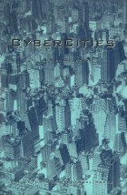 M. Christine Boyer. Portada del libro 'Cybercities'. Princeton Architectural Press. 1996.