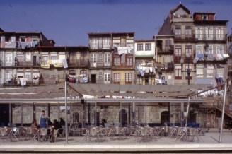 Cristina Guedes, Francisco Vieira de Campos,CAFE DO CAIS, Oporto, 1994.