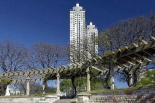 María Hojman - Estudio Aisenson, Ed. Le Parc Figueroa Alcorta, Buenos Aires