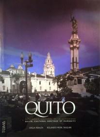 Evelia Peralta - Rolando Moya - Trama - Quito - Patrimonio Cultural de la Humanidad.