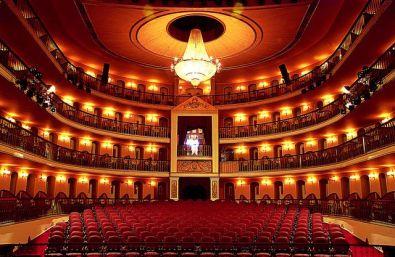 Janete Costa, Restauración del Teatro Arthur Azevedo, S. Luis de Maranhao