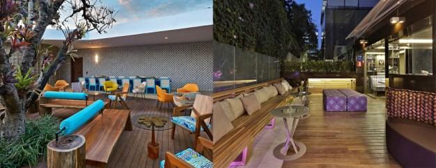 Edwiges Leal - B&L Arquitetura - Casa Cor MG 2013 y 2011