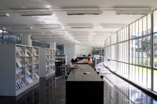Edwiges Leal - B&L Arquitetura - Reforma Biblioteca Pública, Bello Horizonte.