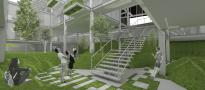 María Samaniego, Arquitectura X, Concurso Proyecto Habitacional Ithcimbía, Quito, 2015.