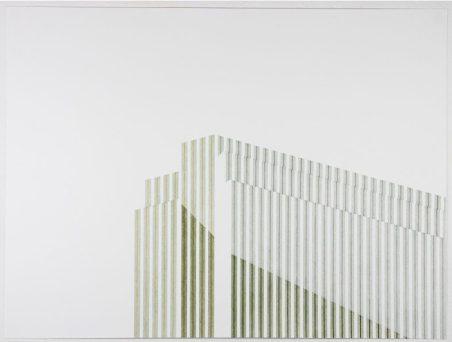 Gabriela Cárdenas, Capitel 2015, Lápiz sobre papel