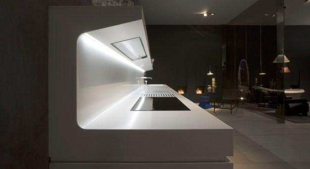 Laura Andreini, Archea, La cocina para Antonio Lupi, 2014