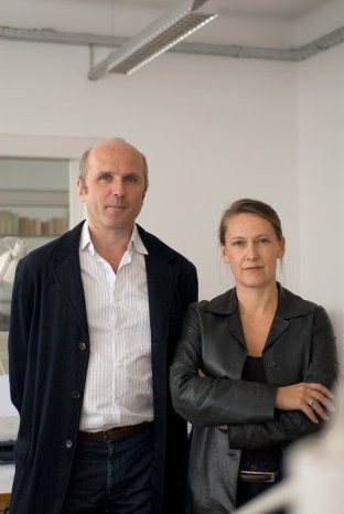 Tiina Parkkinen y Alfred Berger