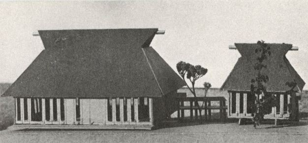 Margaret Robb Shook Cooper, Diseño para cabaña Zimmerman, Cape Cod
