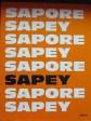 Publicación: Sapore Sapey, Editorial: Mondadori Electa, Milan, 2004.