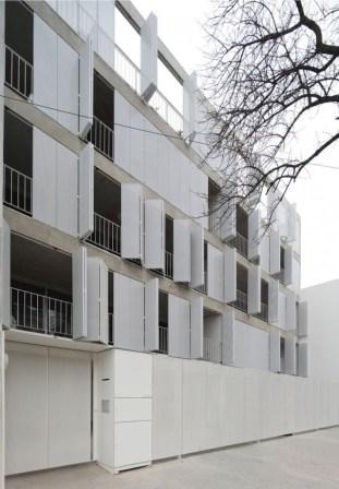tannenbaum06Javier Esteban, Romina Tannenbaum, Mario Tannenbaum arquitectos. Edificio de viviendas Sucre 4444. Buenos Aires. 2013.