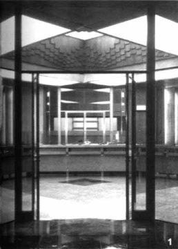 Luisa Anversa, A. Pozzi_Nuevo Salón del Instituto Italiano de las Cajas de Ahorro_Roma, Italia_1963