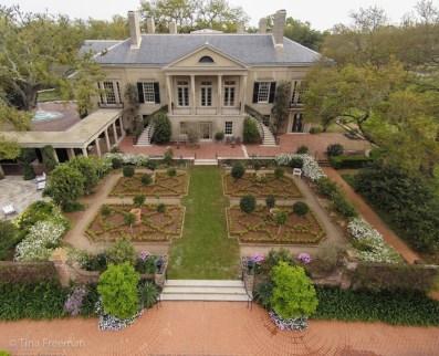 Ellen Biddle Shipman, The Long Vue House and Gardens, Louisiana, 1924.