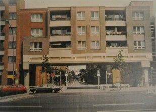 Kerstin Dörhöfer, Peter Heinrichs, Joachim Wermund, Edificio en Steinmetzstrase, Schoneberg, Berlín, 1970