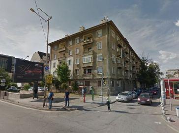 Dina Stancheva, Edificio de viviendas en Stambolinski y Petrov