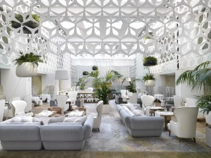 Patricia Urquiola. Mandarin Oriental Hotel, Barcelona.