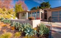 Wena Waldner Dows, Casa Fallingcliff, Shell Beach, California