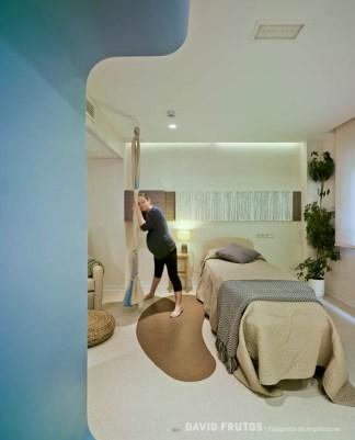 Ángela Müller y Marta Parra Casado. Arquitectura de Maternidades. Nuevos paritorios en la Cl'nica Belen de Madrid.