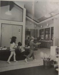 Zelma Wilson, Preescolar Oak Grove, Ojai, 1984.
