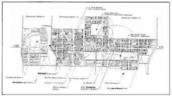 Ghislaine Hermanuz, Proyecto participativo de Crosstown 116, 1997